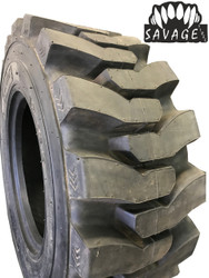 New Tire 12 16.5 Savage HD Premium Skid Steer 12 Ply DeepTread 50/32 12x16.5 PPT
