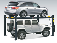 New 4 Post Hoist Amgo 9,000 lb Car Truck Four 9K Lift