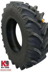 New Tire 460 85 34 K9 Radial R1 TL 144A8 18.4R34 460/85R34 DOB