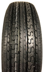 New Tire 205 75 14 Noble Trailer Radial ST 6 ply ST205/75R14 SIL