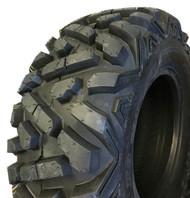 New Tire 25 8.00 12 K9 Heeler Run Flat 12 Ply ATV 25x8x12