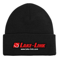 Lake-Link Knit Rolled Cap