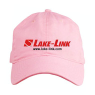 Lake-Link Ladies Pink Hat