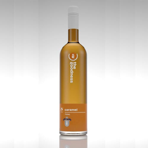 The Goodness Vanilla Syrup 750ml