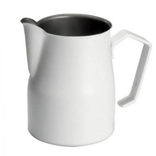 Motta Europa 750ml Milk Steaming Jug / Pitcher White
