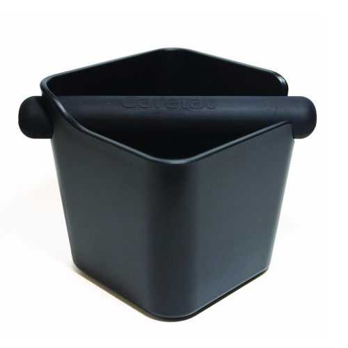Cafelat Home Coffee Knock Box Black