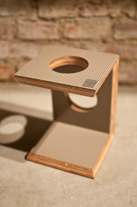 Tiamo Dripstation Pour Over Filter Stand Brown