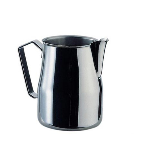 Motta Europa 1000ml Milk Steaming Jug / Pitcher Stainless Steel