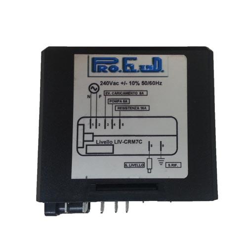 Water Level Autofill Regulator PRO EL RL01E/SIC/F+LED 240V