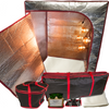 Sauna Fix® Near Infrared Sauna Travel Bundle 110 V International (ships to Canada and Mexico) at Go Healthy Next