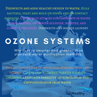 Why Ozone Systems are Smarter and Greener for Home Water Purification