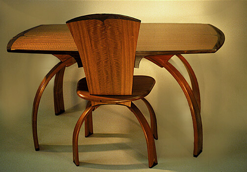 Sapele Veneer: Figured Sapele Wood Veneers Sheets | Oakwood