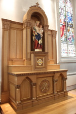 St. Catherine's Cathedral Altar