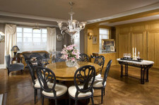Satinwood Veneer Dining Room