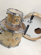 Mappa Burl Drum Set