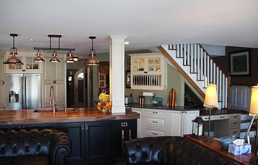 Extreme Kitchen Renovation