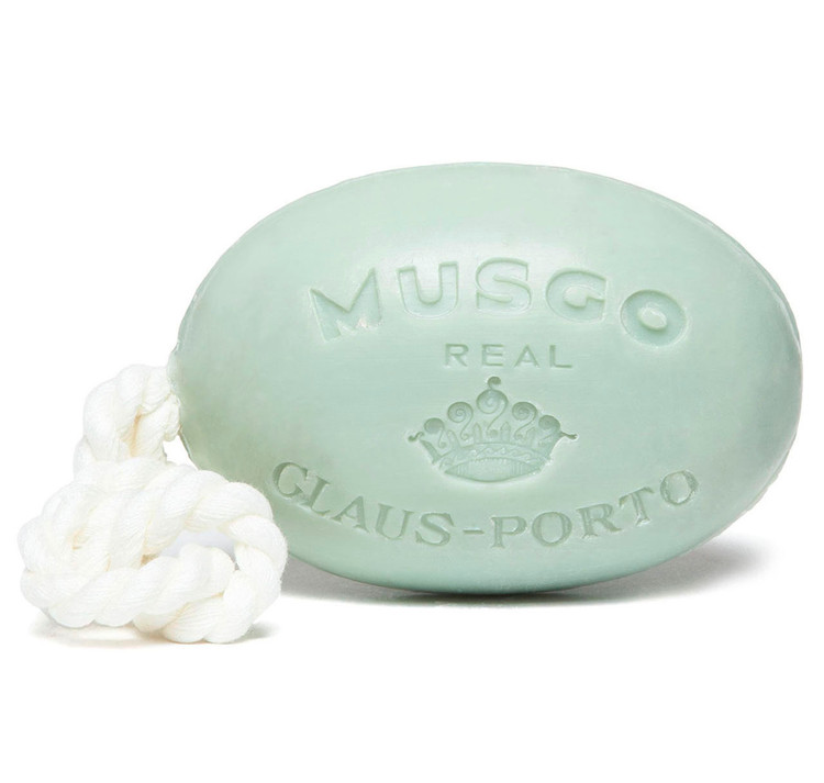 Claus Porto Musgo Real Classic Scent Soap on a Rope