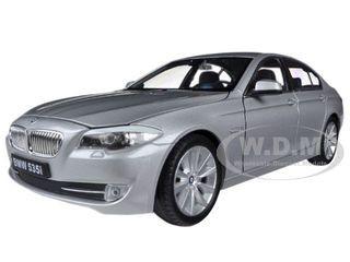 2010 BMW F10 535i 5 Series Grey 1 24 Diecast Car Model Welly 24026