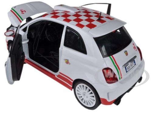 Fiat Abarth 500 1:24 nuevo motor max