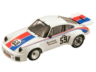 Porsche 911 Carrera RSR 3.0 #59 Winner Daytona 24 Hours 1975 Peter Gregg / Hurley Haywood 1/18 Spark 18DA75