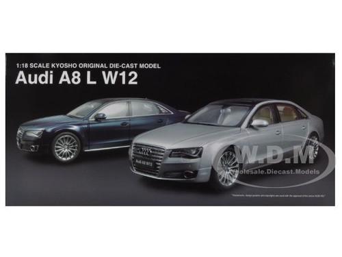 DESCRIPTIONS: Brand New 1:18 Scale Car Model Of Audi A8 ...