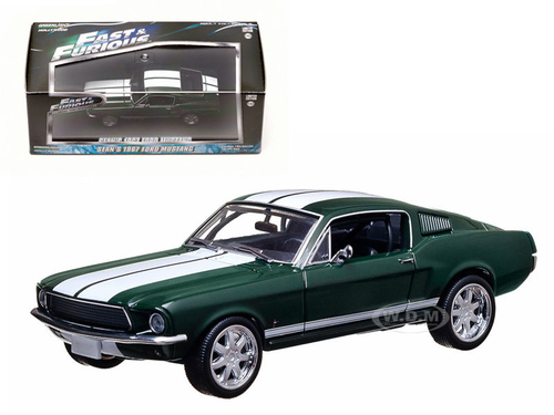Sean's 1967 Ford Mustang