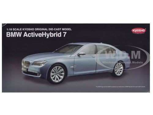 DESCRIPTIONS: Brand New 1:18 Scale Diecast Car Model Of BMW 7 Series ...