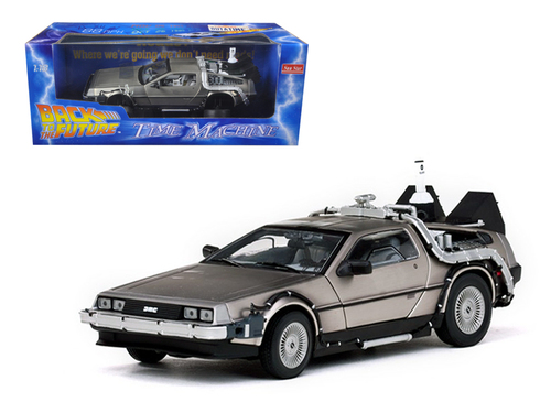 Delorean Time Machine From Quot Back To The Future Ii Quot Movie 1