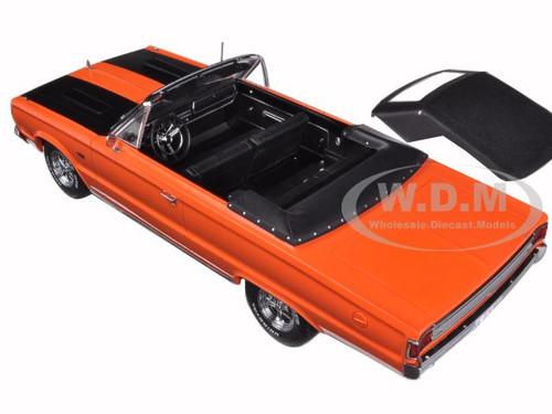 1967 Plymouth Belvedere Gtx Convertible Orange Joe Dirt Movie