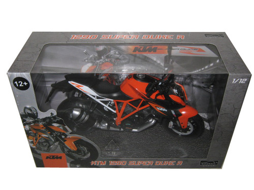 KTM 1290 Super Duke R Motorcycle 1/12 Automaxx 605101