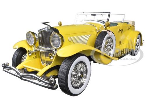 "Gatsby Car: 1934 DUESENBERG II SJ ""THE GREAT GATSBY"" MOVIE (2013) 1/18"