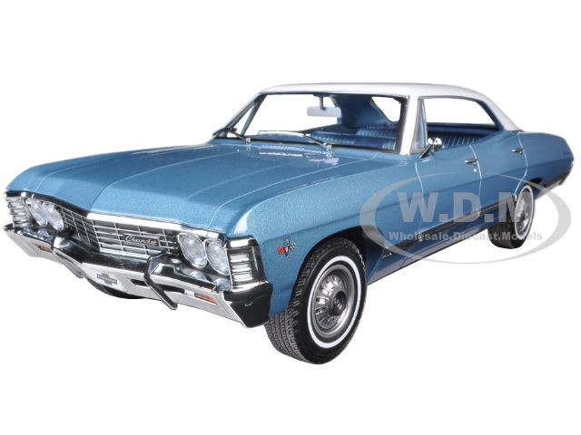 1967 chevrolet impala sport sedan 4 doors nantucket blue. Black Bedroom Furniture Sets. Home Design Ideas