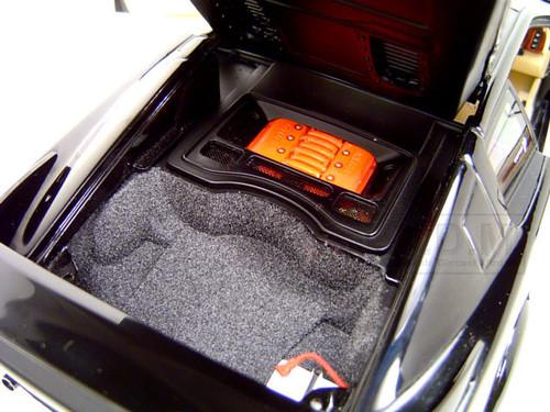 LOTUS ESPRIT V8 BLACK 1:18 DIECAST CAR MODEL BY AUTOART 75312