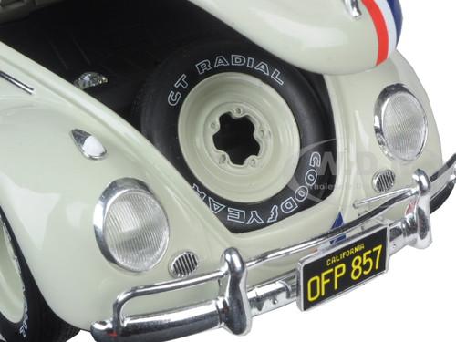 Elite 1963 Volkswagen Käfer Herbie Goes To Monte Carlo #53 1:18 Hotwheels Bly22