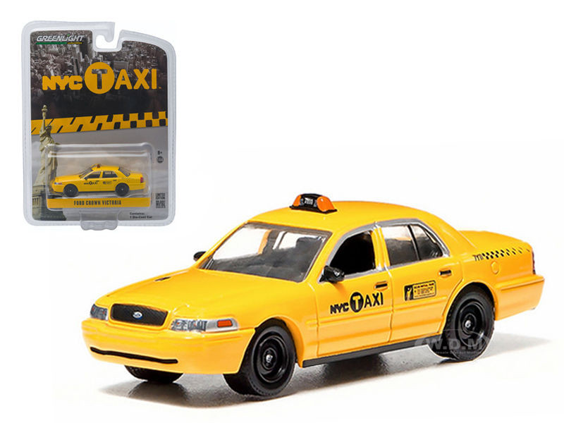 Ford crown victoria new york city taxi nyc greenlight for Ford models nyc
