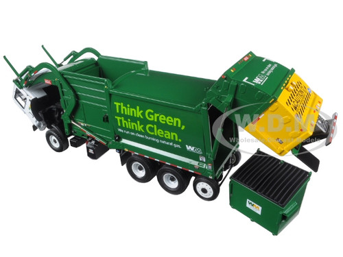 Mack Terrapro Waste Management Garbage Truck With Heil