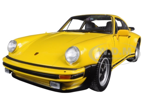 Welly 1:24 1974 Porsche 911 Turbo 3.0 Diecast Model Car 3 Colors