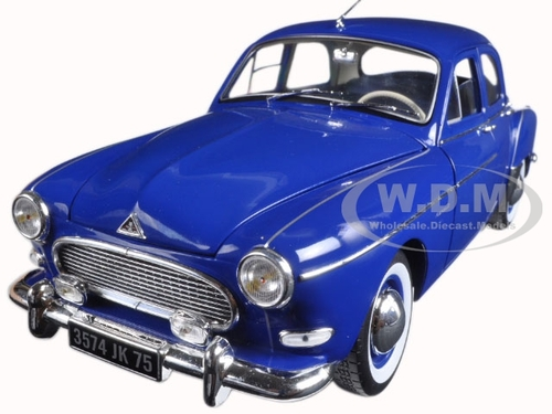 1959 Renault Fregate Capri Blue 118 Diecast Model Car Norev 185280