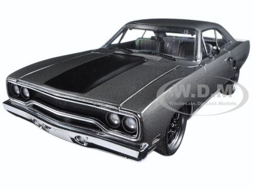 """1970 Plymouth Road Runner """"The Hammer"""" Fast & Furious Tokyo Drift Movie Limited Edition to 1302pcs 1/18 Diecast Model Car GMP 18857"""