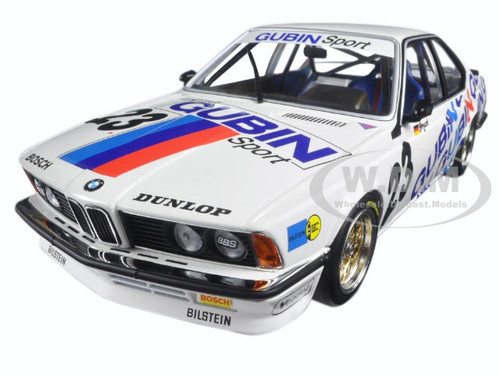 BMW 635 CSI #23 DPM 1984 Winner Gubin Sport Strycek 1/18 Diecast Car Model by Minichamps 155842523