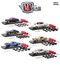 Auto Wheels 6 Cars Set Release 5 IN BLISTER PACK 1/64 Diecast Model Cars M2 Machines 34001-05