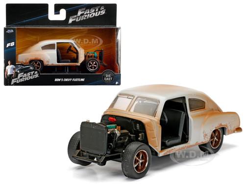 "Dom's Chevrolet Fleetline Fast & Furious F8 ""The Fate of the Furious"" Movie 1/32 Diecast Model Car Jada 98303"