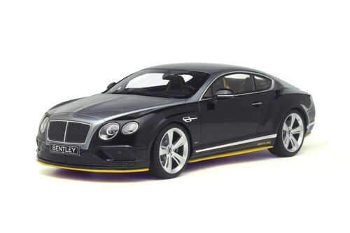 Bentley Continental GT Speed Breitling Edition Limited Edition 1/18 Model Car GT Spirit GT734