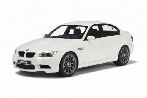 BMW M3 E36 White Limited Edition to 1750pcs 1/18 Model Car GT Spirit GT053