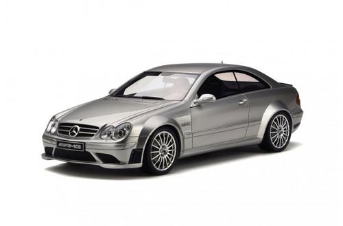 Mercedes CLK 63 AMG Black Series Irridium Silver Limited Edition to 2000pcs 1/18 Model Car Otto Models OT227