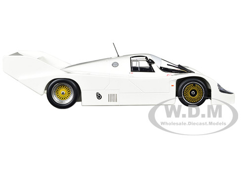 1982 Porsche 956K Plain Body White Limited Edition to