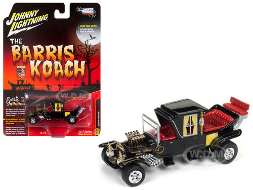 The Barris Koach Hobby Exclusive 1/64 Diecast Model Car Johnny Lightning JLSS002