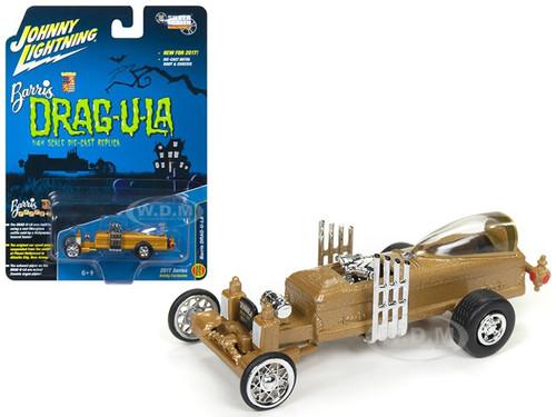 The Barris Dragula Hobby Exclusive 1/64 Diecast Model Car Johnny Lightning JLSS003