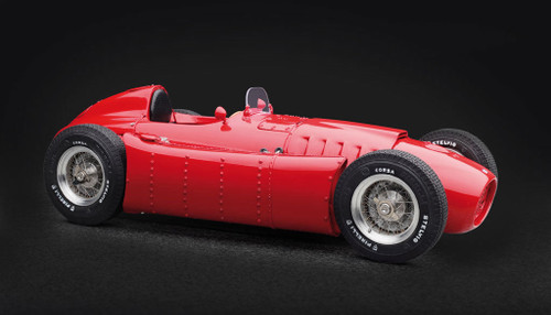 1954-1955 Lancia D50 Red 1/18 Diecast Model Car CMC 175