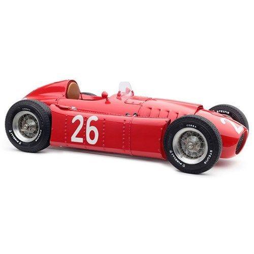 1954-1955 Lancia D50 #26 1955 Monaco GP Alberto Ascari Limited to 1500 pieces Worldwide 1/18 Diecast Model Car CMC 176